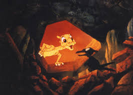 image the land before time ducky u0027s and petrie u0027s first meeting