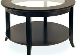 cheap black glass coffee table small round coffee tables listcleanupt com