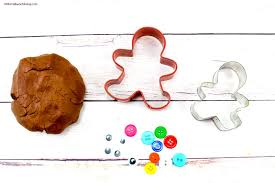 printable playdough recipes the best gingerbread playdough recipe no cook no cream of tartar
