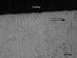 corrosion resistance of mcralx coatings in a molten chloride for