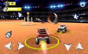monster trucks arena battle android apps google play