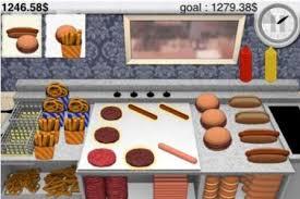 jeu de cuisine restaurant gratuit jeux iphone et ipod touch gratuits du jour fast food nation et