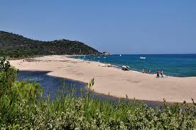 quelles plages pour les sports nautiques en corse olmuccio