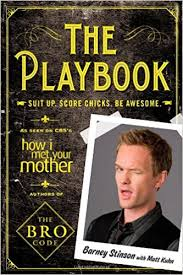 the playbook suit up score be awesome barney stinson