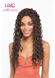 18 inch hair extensions hairyougo new bohemian curly synthetic braiding hair extensions