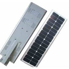 all in one solar street light 40w integrated solar led street light with motion sensor all in one