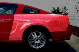 mustang quarter original quarter panel driver side 2005 2009 mustang coupe