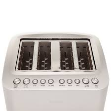 Home Outfitters Toasters Breville Die Cast Smart Toaster 4 Slice Toasters Best Buy Canada