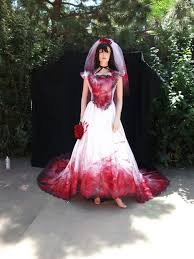 Bloody Costumes Halloween Bloody Vampire Countess Bride Southern Belle Chaoticcouture22