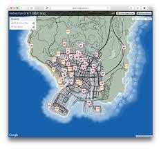 Gta World Map Github Gta5 Map Gta5 Map Github Io Interactive Gta V Map For