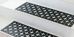 rubber stair treads cheap rubber stair treads non slip onepiece