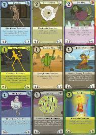 wars cards cryptozoic adventure time card wars not taken