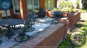 patio pressure cleaning chatham property maintenance