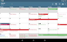 acalendar calendar u0026 tasks android apps on google play