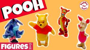 winnie pooh disney figurines winnie pooh toys pooh