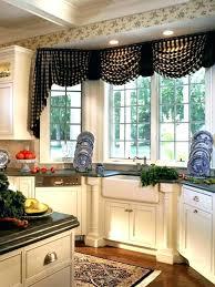 large kitchen window treatment ideas kitchen window treatment ideas gfinance