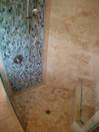 Cheap Shower Wall Ideas by Tiling A Shower Floor Best Bathroom Designs Ceramic Tile Loversiq