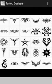 tattoo designs android apps on google play