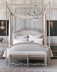 eloquence beds dauphine canopy beach house natural eloquence dauphine queen canopy bed in beach house natural
