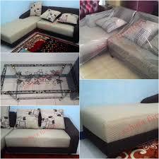 Sofa Bed Anak Murah Jual Beli Sofa Bed L Shape 1 Set Sofa Selonjor Sofa Bukalapak