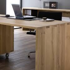 u bureau ethnicraft office u table bureau misterdesign