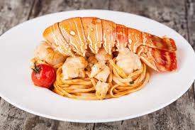 cuisine homard pâtes au homard une recette de plat facile