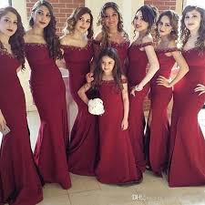 fitted bridesmaid dresses fitted formal maroon bridesmaid dress beaded neckline