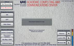 Uic Campus Map Ses 230 Academic Computing And Communications Center