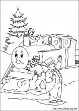 christmas friends coloring pages coloring book