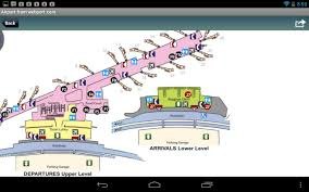 Chicago Ohare Terminal Map by Buffalo Airport Radar Buf Android Apps On Google Play