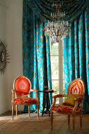 Teal Damask Curtains Indian Curtains Uk Functionalities Net