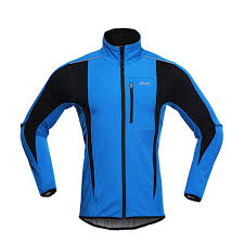thermal cycling jacket windproof cycling jersey waterproof thermal cycling jacket men