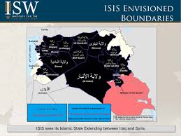 Islamic State Territory Map by This Is What The World U0027s Newest Islamic Caliphate Might Look Like