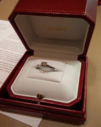 cartier engagement rings prices cartier diamond engagement rings review or bad
