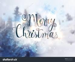 stylish text merry christmas beautiful stock vector 336930953