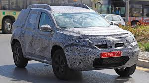 nissan terrano vs renault duster next gen dacia duster spotted testing