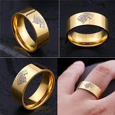 titanium men titanium thrones men s ring worldwide products