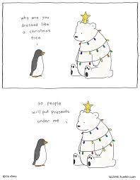 11 hilarious christmas comics by penguinpablo steem