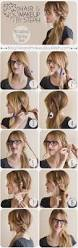 How To Make Easy Hairstyles At Home by 199 Best Hair And Makeup Images On Pinterest Hairstyles Make Up