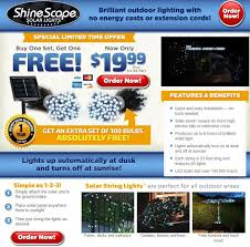Solar Lights How Do They Work - shinescape solar lights review do they work