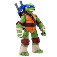 amazon teenage mutant ninja turtles leonardo toys u0026 games
