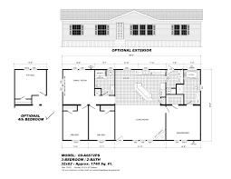 model 6672ps double section our homes