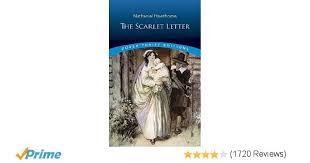 scarlet letter reviews format