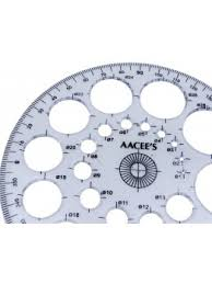 aacee u0027s plastic transparent set square protractor drawing ruler