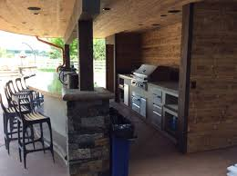 high end outdoor kitchen by hi tech appliance018 u2013 hi tech appliance