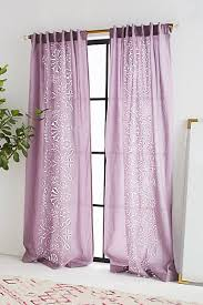 Purple Ombre Curtains Soft Furnishings Curtains Anthropologie
