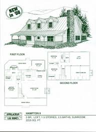 luxury log cabin homes floor plans