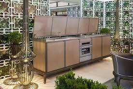 cuisines ext駻ieures cuisines extérieures de luxe faites sur commande via d
