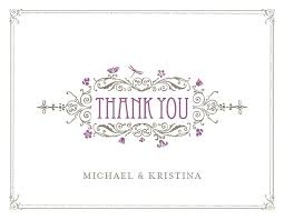 words for wedding thank you cards wedding thank you card wording