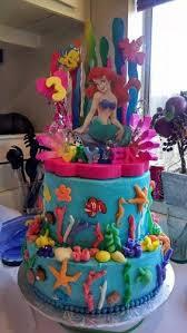 the mermaid cake mermaid cake topper adianezh on artfire